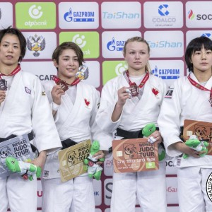 -57kg medalists