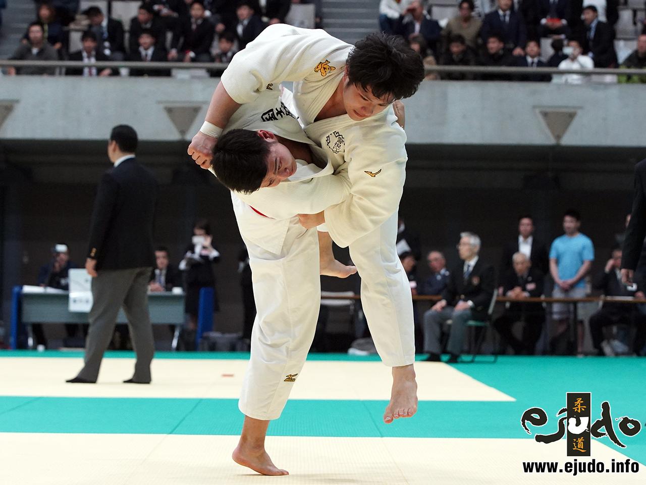 平成31年全日本柔道選手権東京地区予選
