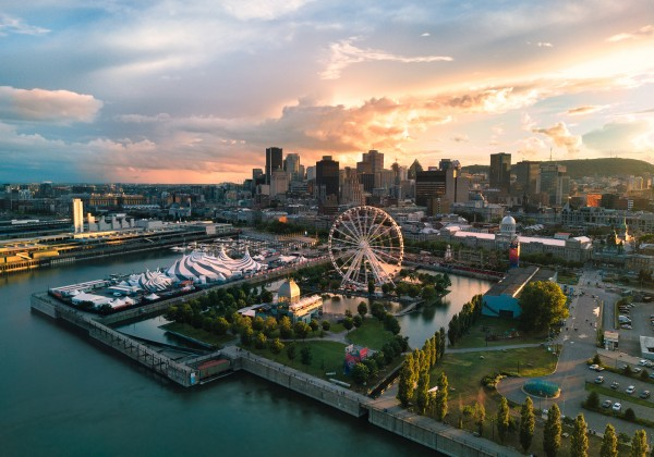 モントリオール市。7月にはカナダ初の柔道ワールドツアー大会、グランプリ・モントリオールが開催される。