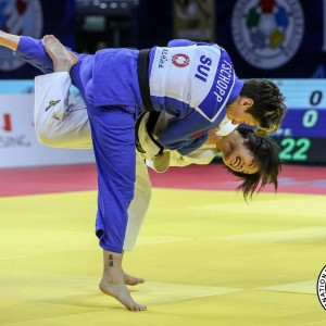 Judo Grand Prix hohhot 2019 -52kg Final, Abe vs Tschopp