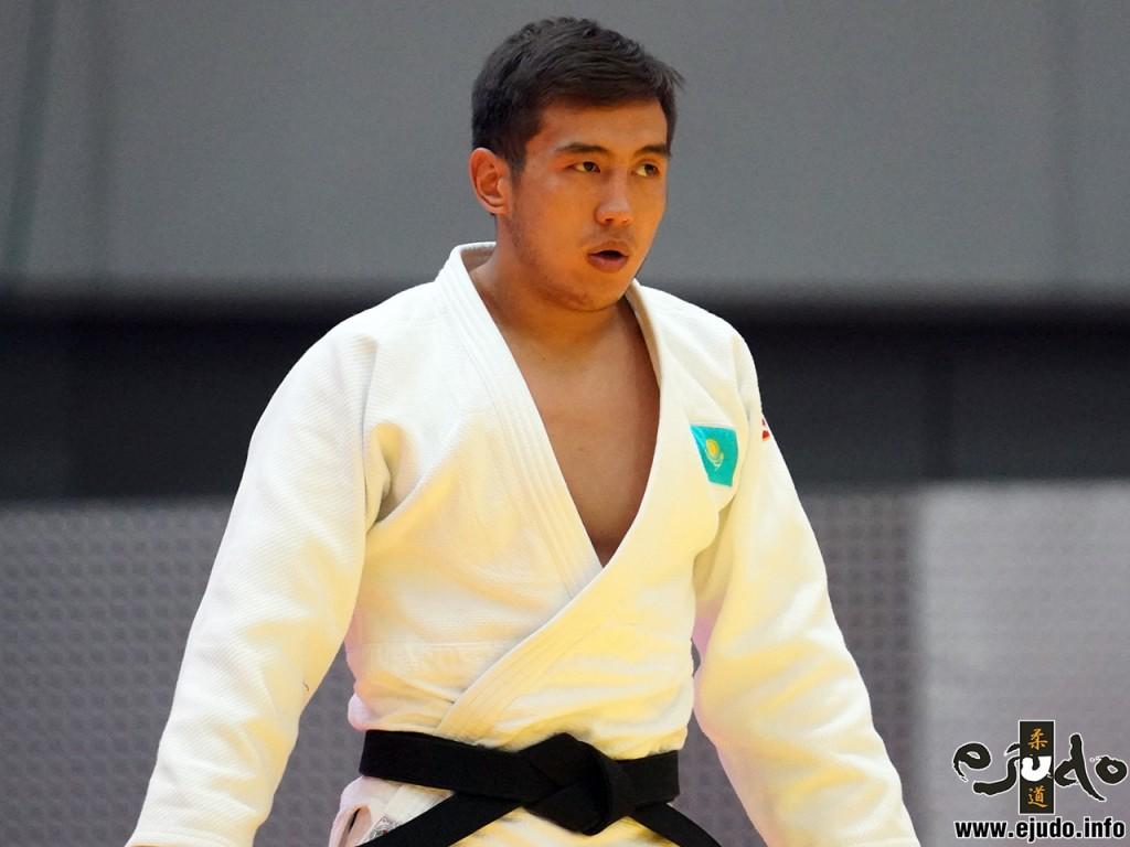 イェルラン・セリクジャノフ SERIKZHANOV Yerlan (KAZ)