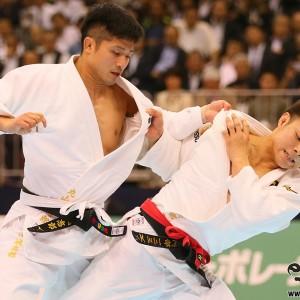 2019年全日本選抜柔道体重別選手権66kg級決勝、阿部一二三対丸山城志郎