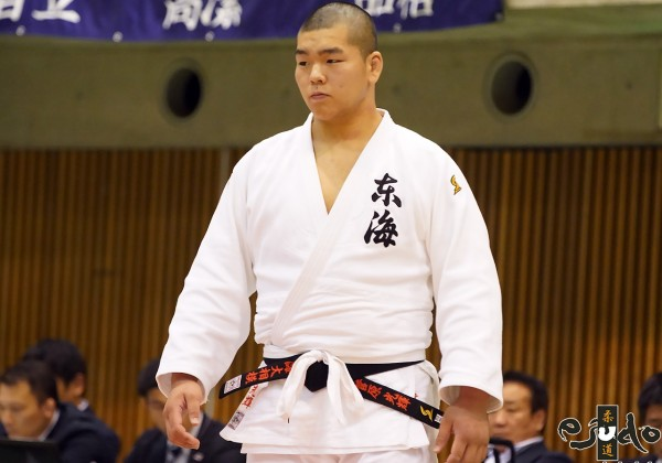 世界カデ柔道選手権2019、90kg超級代表の菅原光輝