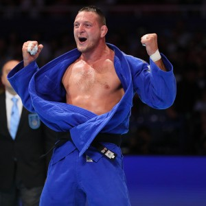 KRPALEK, Lukas got gold medal at world judo championships 2019