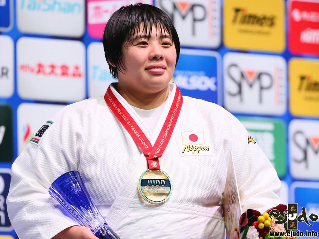 初優勝の素根輝 Sone Akira
