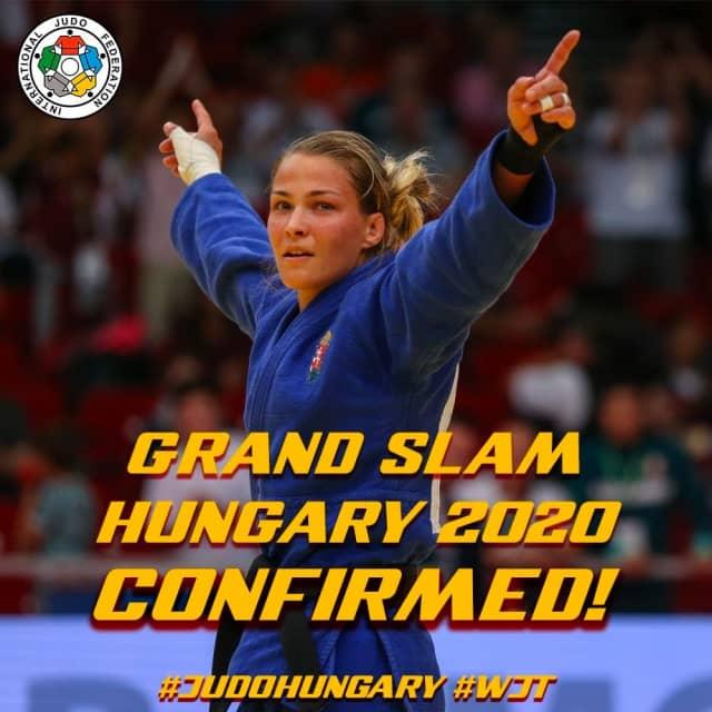 GRAND SLAM HUNGARY 2020