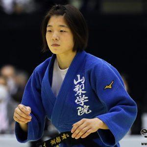 古賀若菜(山梨学院大2年) KOGA Wakana