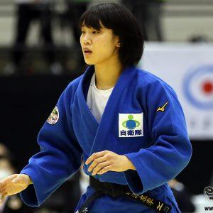 新添左季(自衛隊体育学校) NIIZOE Saki