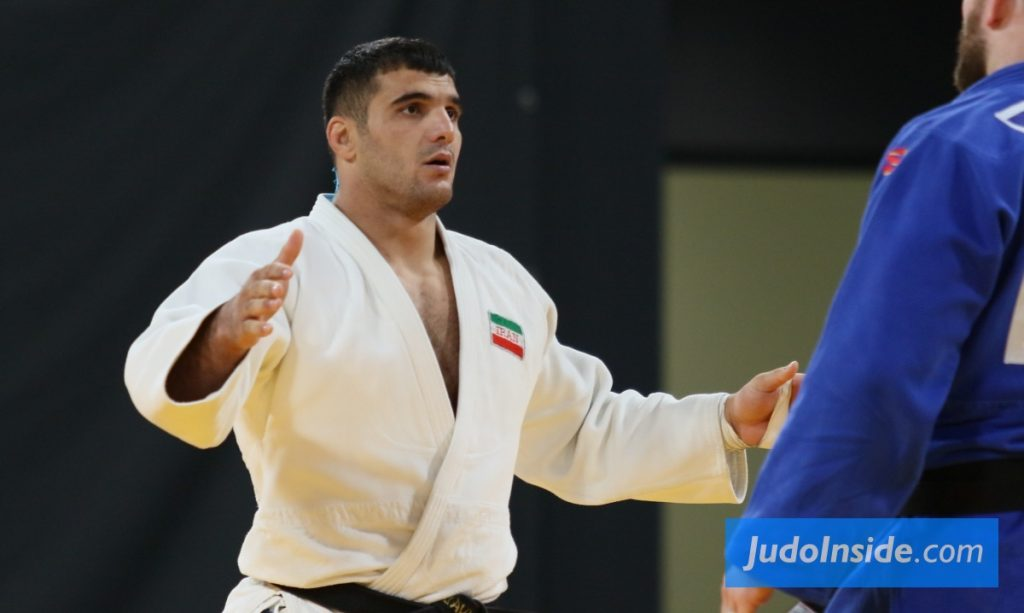 ヤヴァド・マージュブ(オリンピック難民選手団) MAHJOUB Javad