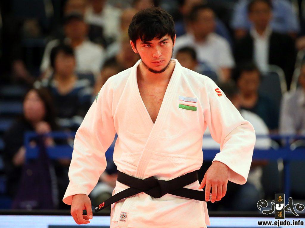 ムハマドカリム・フラモフ(ウズベキスタン) KHURRAMOV Mukhammadkarim