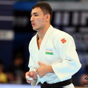 サルドル・ヌリラエフ(ウズベキスタン) NURILLAEV Sardor