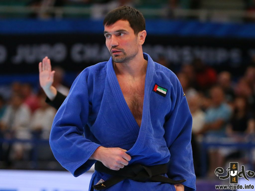 ヴィクトル・スクヴォルトフ(アラブ首長国連邦) SCVORTOV Victor