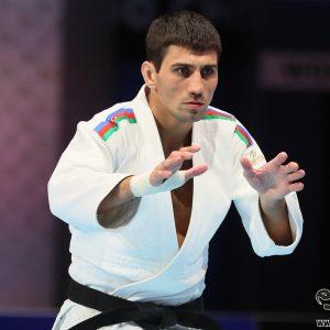 ルスタン・オルジョフ(アゼルバイジャン) ORUJOV Rustam