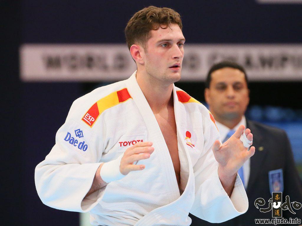 ニコロス・シェラザディシヴィリ(スペイン) SHERAZADISHVILI Nikoloz