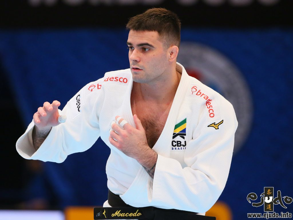 ラファエル・マセド(ブラジル) MACEDO Rafael