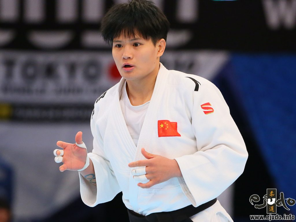 ヤン・ジュインシア(中国) YANG Junxia