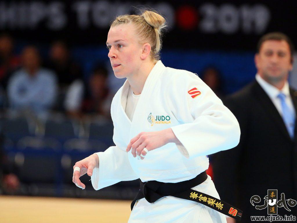 カタリナ・ヘッカー(オーストラリア) HAECKER Katharina