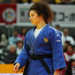 マディーナ・タイマゾワ(ロシア) TAIMAZOVA Madina