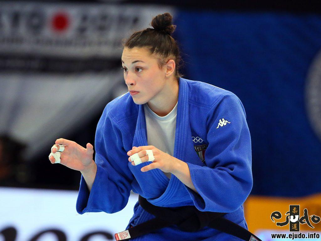 アリーチェ・ベッランディ(イタリア) BELLANDI Alice