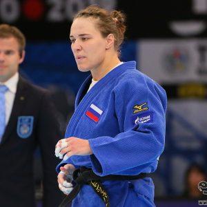 アレクサンドラ・バビンツェワ(ロシア) BABINTSEVA Aleksandra