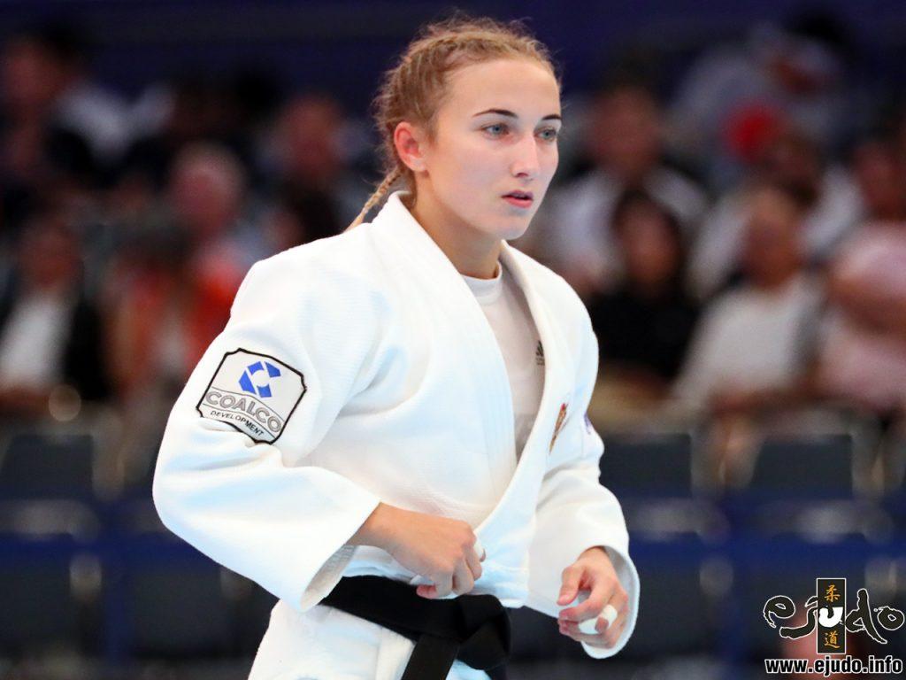 イリーナ・ドルゴワ(ロシア) DOLGOVA Irina