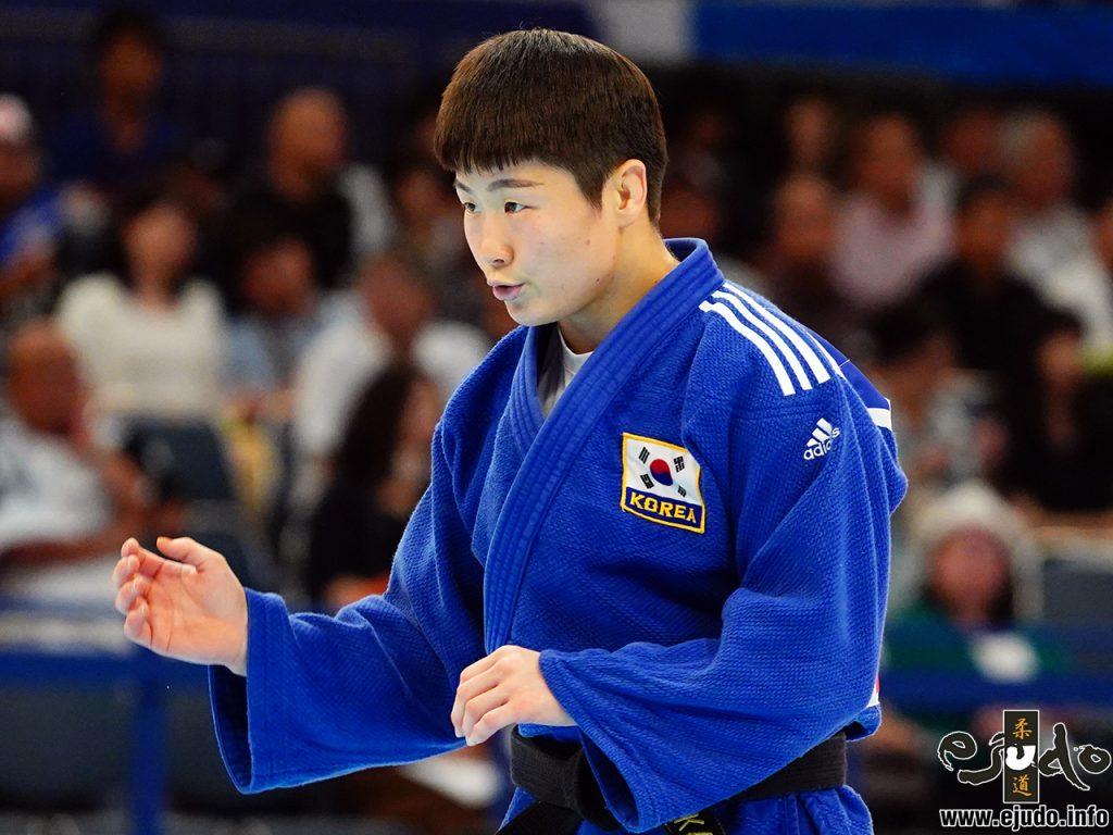 カン・ユジョン(韓国) KANG Yujeong