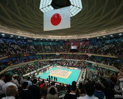 開会式。今年も聖地・日本武道館に精鋭が集った。